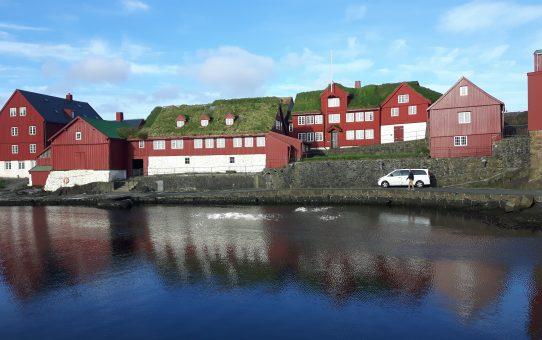 Grüße von den Färöern