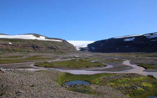 Wanderung zum Drangajökull (17.07.)