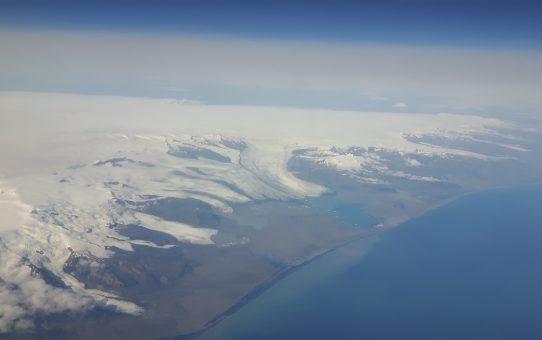 Rückflug und Fahrt nach Hveragerði  (11. und 12.8.)